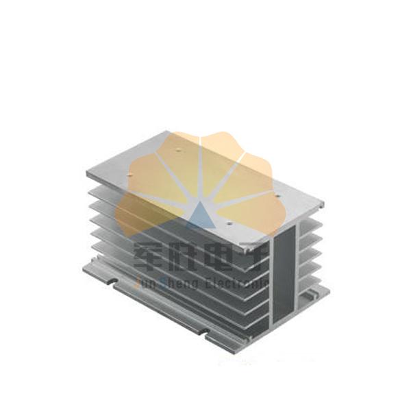 固态继电器散热器批发|固态继电器散热器|军胜电子散热器