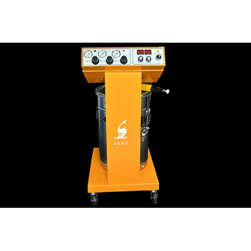 静电喷涂机的用法、松凌(在线咨询)、静电喷涂机