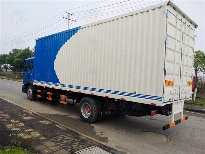 物流运输车|泸州物流车|物流货车(图),冷藏物流车