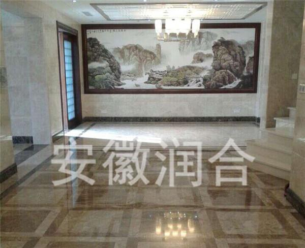 安徽润合|芜湖石材养护|墙面石材养护