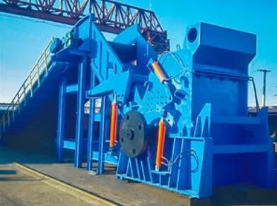 铁皮废铁废钢破碎机、恒恩机械(在线咨询)、废钢