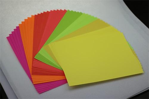 全木浆彩色静电复印纸报价