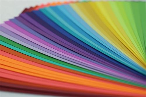 宁夏彩色手工纸|玖丰纸业|书刊印刷彩色手工纸
