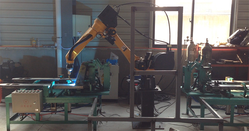 全自动铝焊机|洛克西德|铝焊机