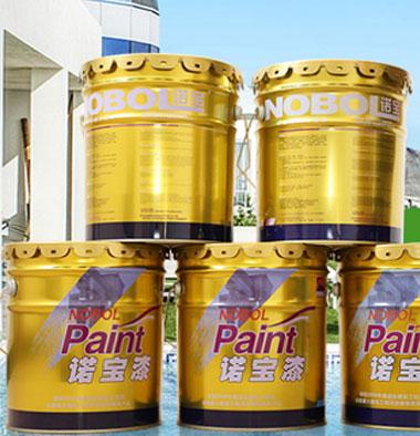 诺宝水性金属漆厂家直销(图)|外墙水性金属漆|金属漆