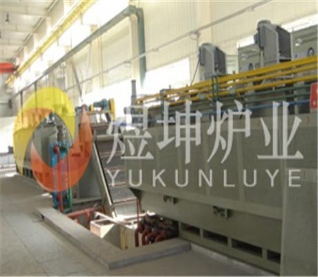 工业电炉设计商、煜坤炉业(在线咨询)、工业电炉