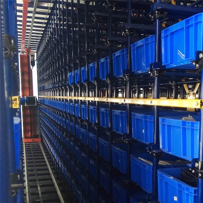 箱式自动化仓库搭建 中小型自动化仓库公司 广东易库