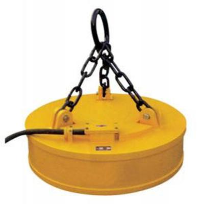 废钢电磁吸盘_香港电磁吸盘_海象起重质量保证