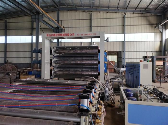 塑料板材设备供应商|青岛和泰塑机(在线咨询)|塑料板材设备