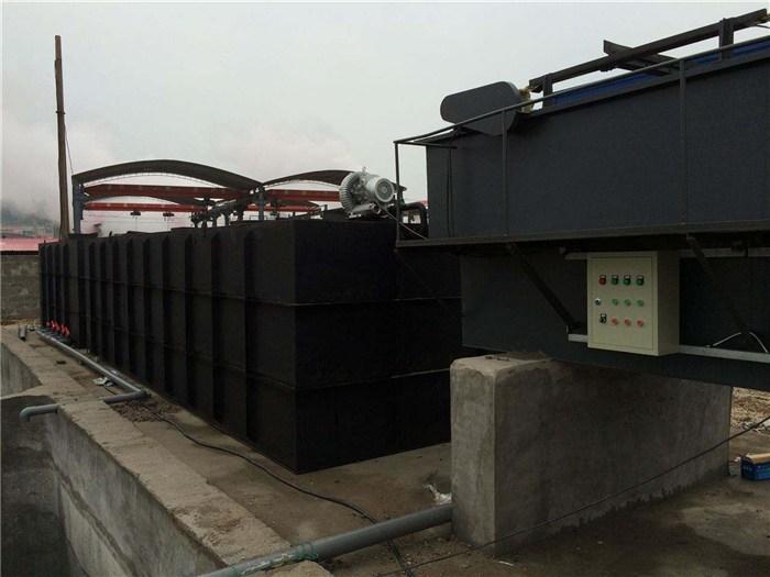 屠宰污水处理设备图片