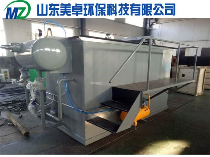 屠宰污水处理设备价格图片