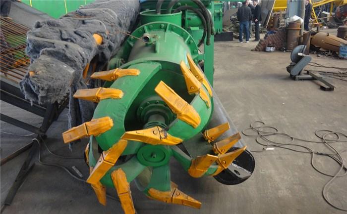 绞刀头/挖泥船绞刀头-挖泥船切削泥土工具/挖泥船绞刀头
