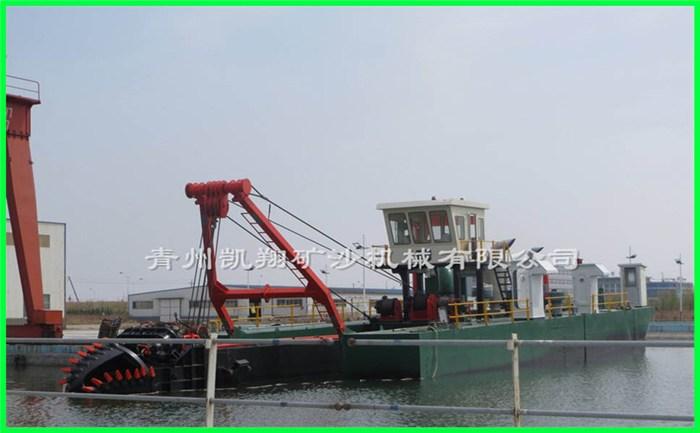 汶上疏浚设备|凯翔矿沙机械|航道疏浚设备