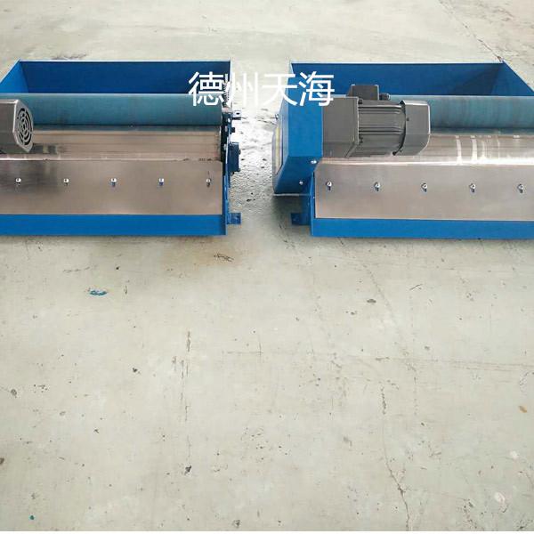 平面磨床磁性分离器、德州天海更专业、磁性分离器