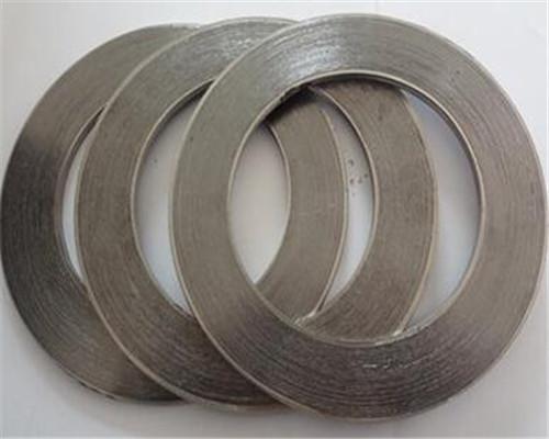 半金属缠绕垫片_金属缠绕垫_久旺密封批发(查看)