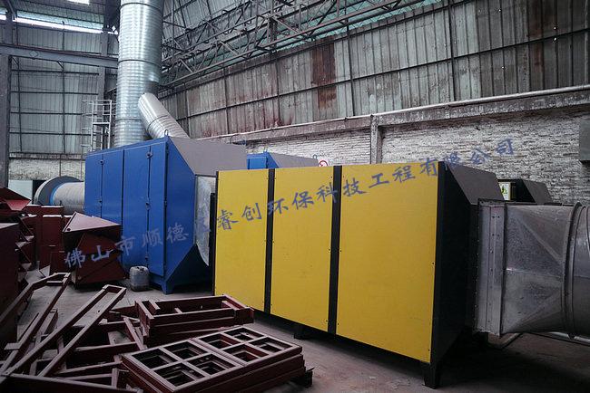 废气处理设备,惠州废气处理设备,睿创环保