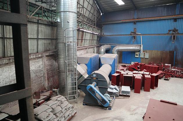 印刷废气处理设备_废气处理设备_睿创环保
