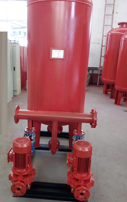 德州消防供水加压设备