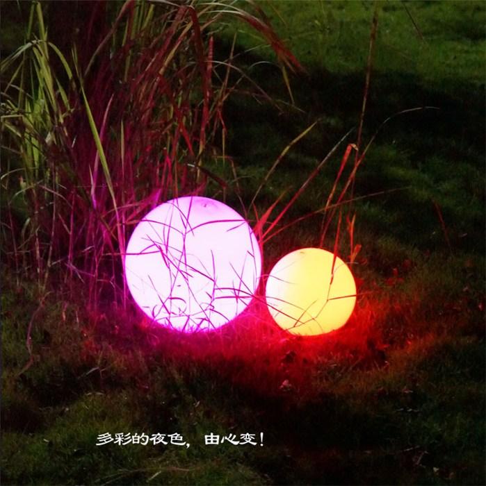 草地太阳能灯_太阳能灯_海粒子