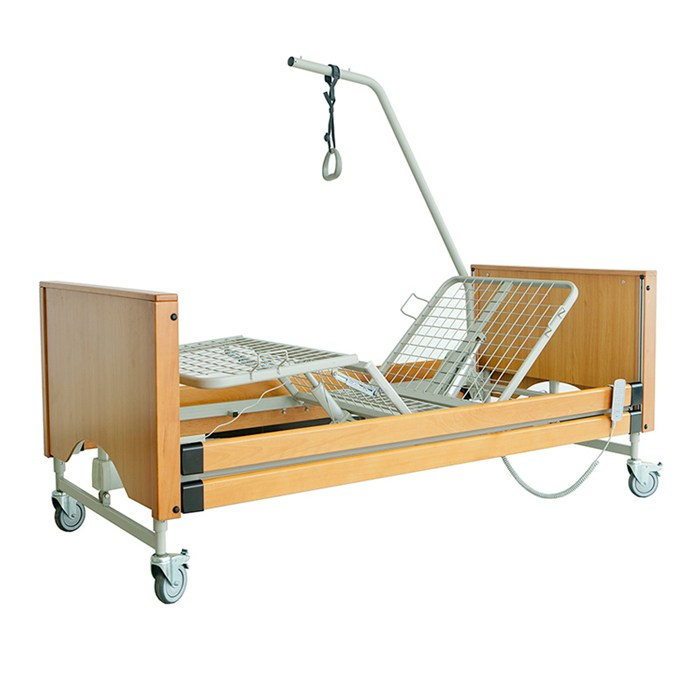 老人护理床手摇病床报价