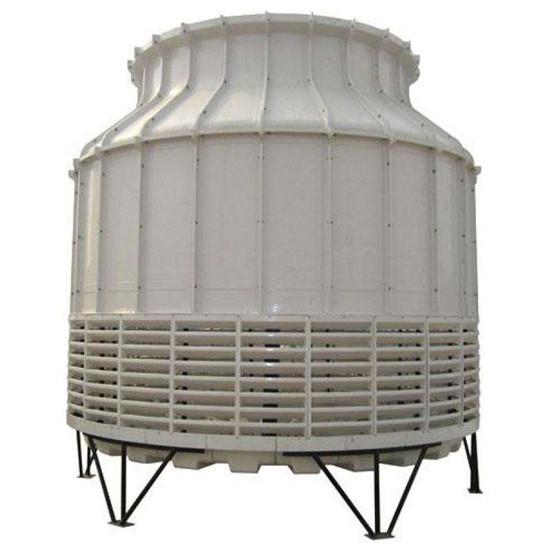 圆形玻璃钢冷却塔图片/圆形玻璃钢冷却塔样板图 (1)