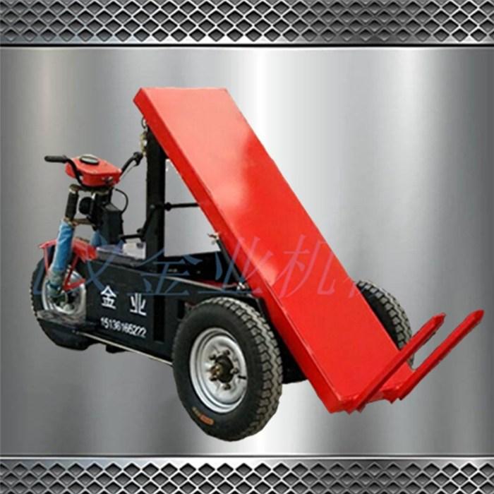 工地三轮拉砖车好用吗 金业牌 建筑工地三轮拉砖车