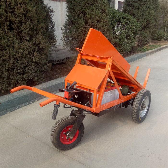 水泥厂手推电动出窑车能拉多少 手推电动出窑车能拉多少 金业