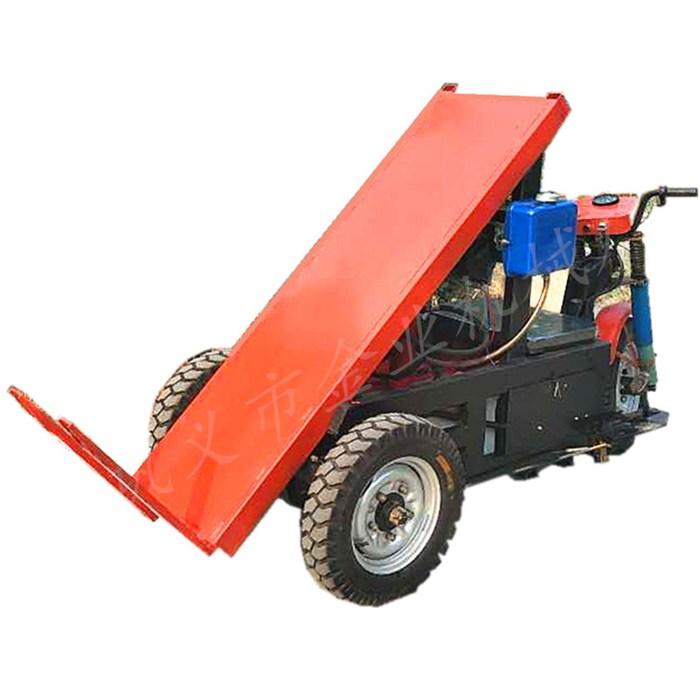 小型工程拉砖车好用吗 建筑工地工程拉砖车 金业牌
