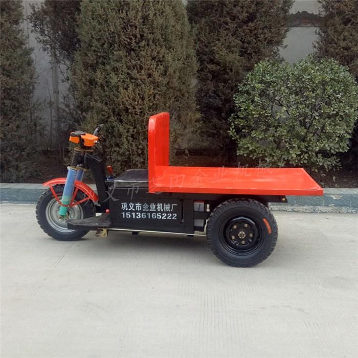 工程用电动拉砖车多少钱 工程用电动拉砖车哪里有卖 金业牌