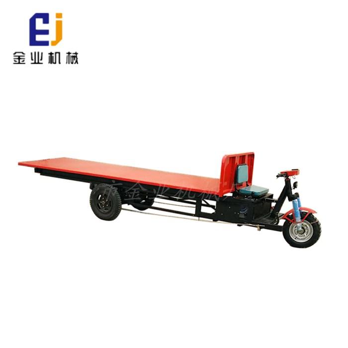 1吨三轮平板车怎么卖 纸箱厂用三轮平板车 金业机械