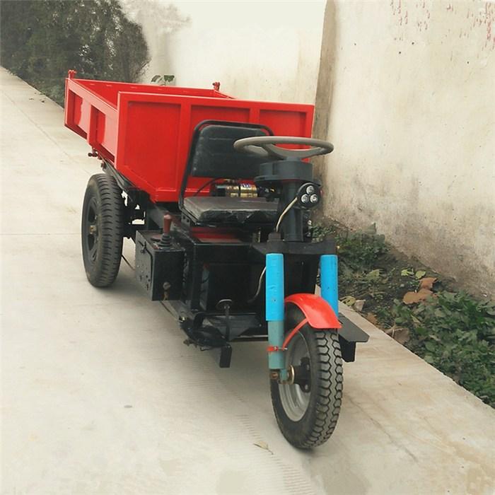 矿用电动矿用三轮车哪里有卖 金业 水泥厂电动矿用三轮车