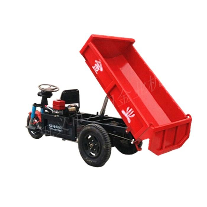 水泥厂电动矿用三轮车好用吗 电动矿用三轮车加工定制 金业