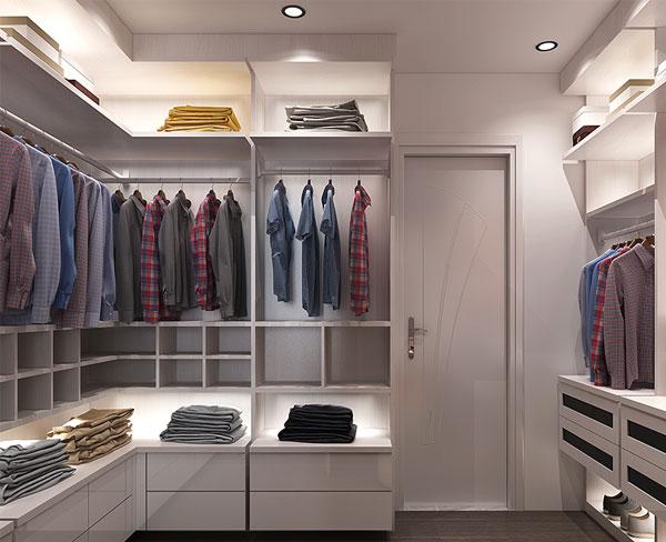卧室衣柜、合肥衣柜、合肥锦华