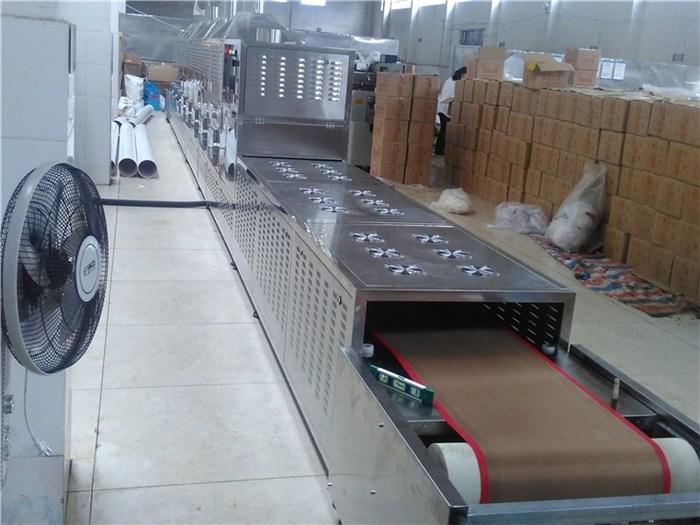 微波干燥设备_千弘微波_75kw微波干燥设备