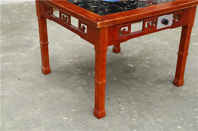 火锅桌|高雅火锅桌家具|可折叠火锅桌