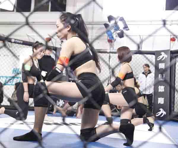 拳击|木兰战纪|拳击比赛