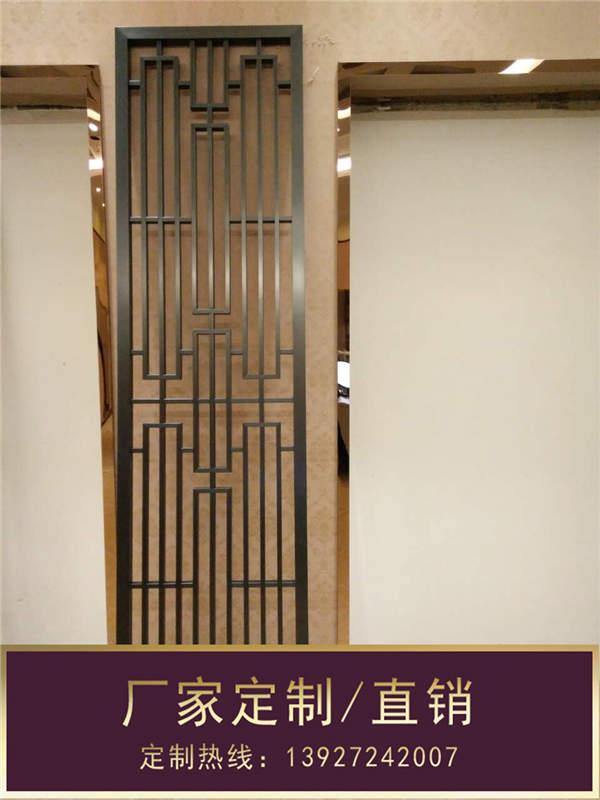 红古铜不锈钢屏风 不锈钢屏风 不锈钢屏风隔断(多图)