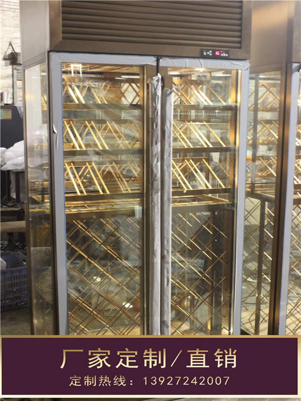 宁波不锈钢酒柜、钢之源金属制品、家用不锈钢酒柜