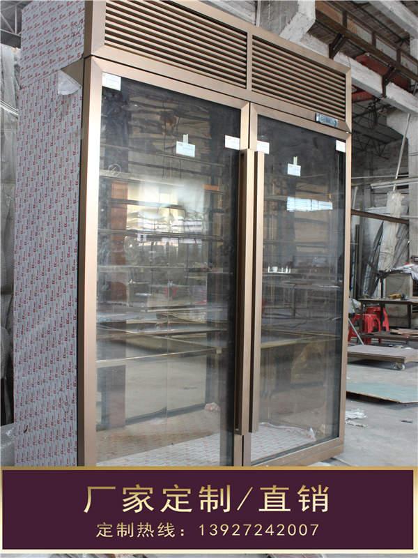 常州不锈钢酒柜,钢之源金属制品,家用不锈钢酒柜