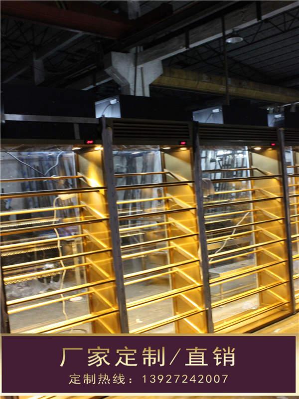 常州不锈钢酒柜、钢之源金属制品、家用不锈钢酒柜