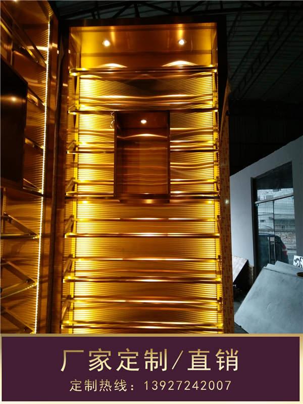 不锈钢酒柜、家用不锈钢酒柜、钢之源金属制品