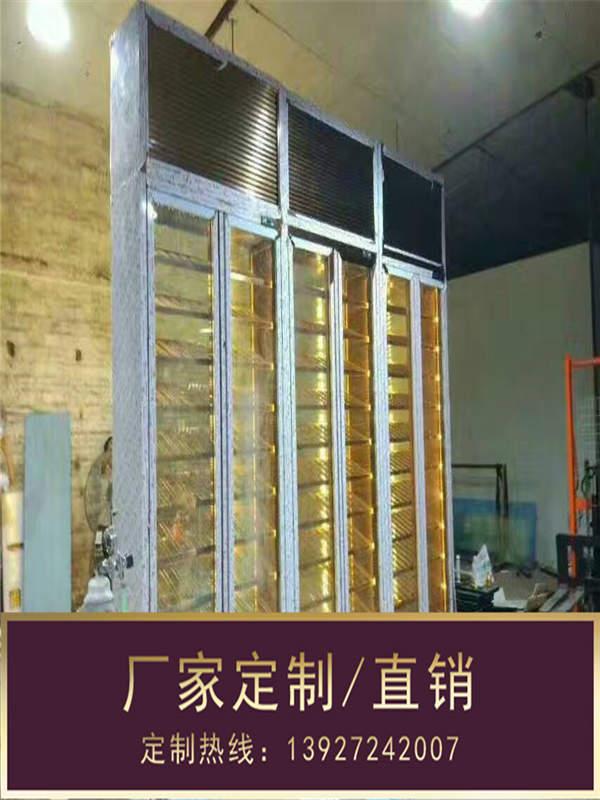 钢之源金属制品(图)_家用不锈钢酒柜_不锈钢酒柜