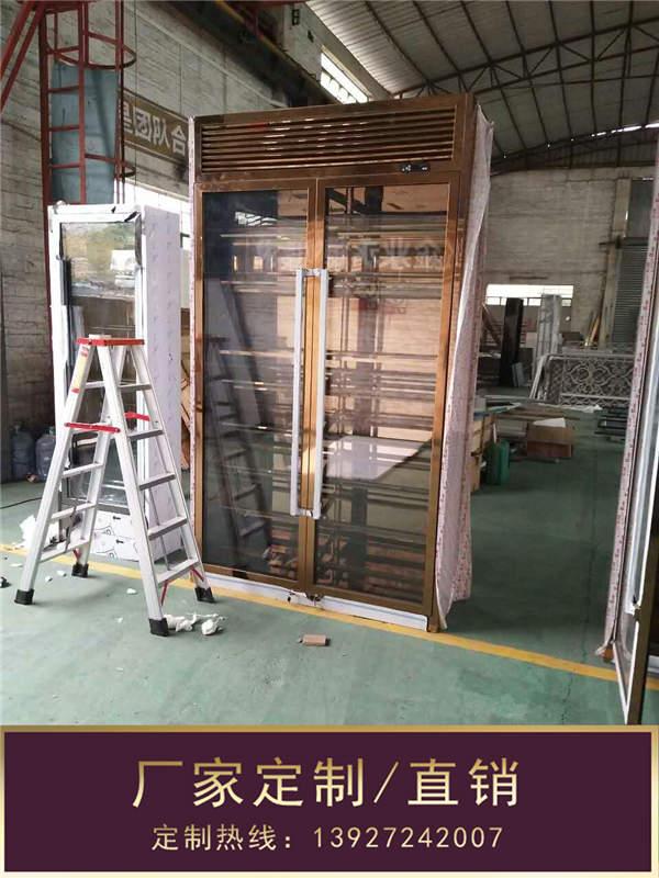 家用不锈钢酒柜|不锈钢酒柜|钢之源金属制品(查看)