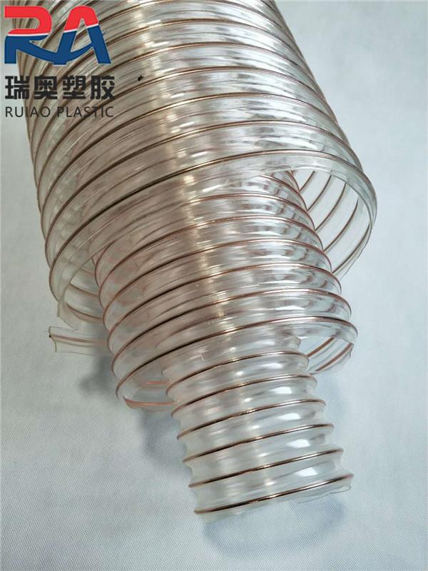 南京PU聚酯钢丝软管低价报价