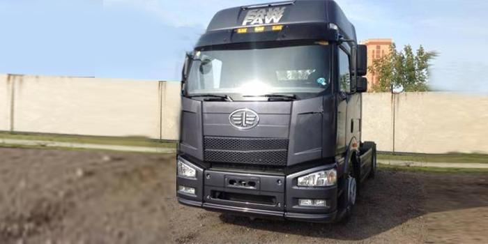 卡车|青岛海裕丰集团|双驱牵引卡车
