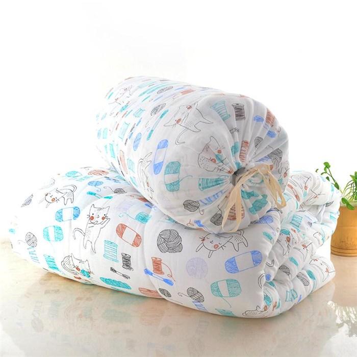 天梭纺织品,婴儿抱被厂家,云南婴儿抱被