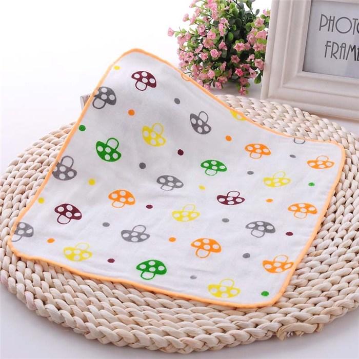 哪里卖婴儿口水巾 河南婴儿口水巾 天梭纺织品