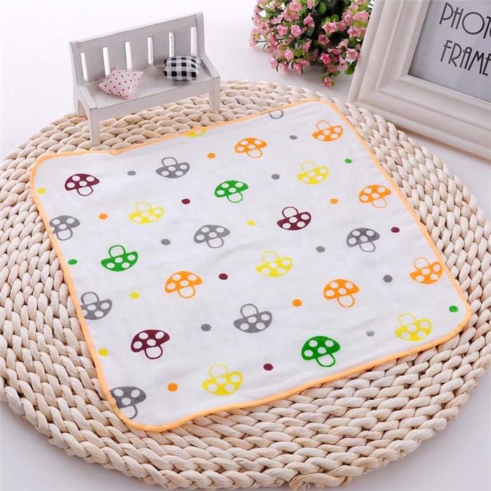 六层三角口水巾、天梭纺织品、北京三角口水巾