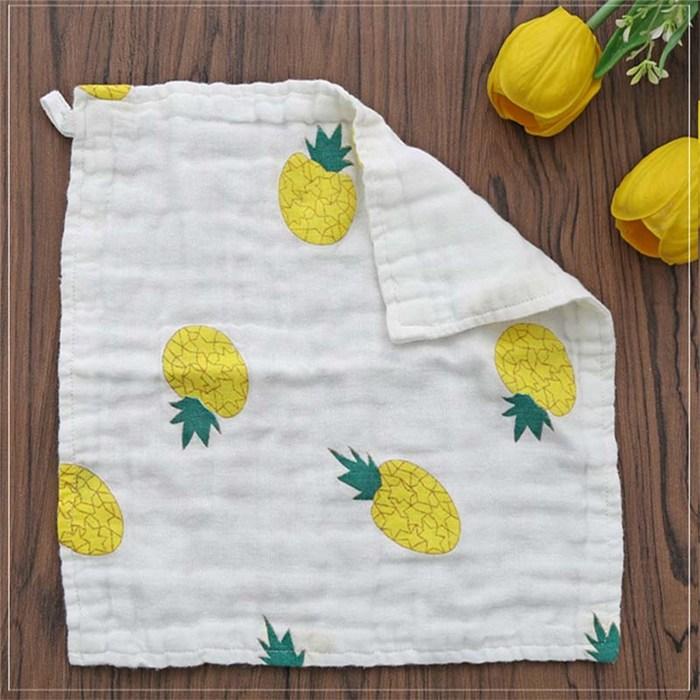 天梭纺织品,纯棉方形口水巾,云南方形口水巾