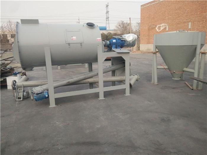 干粉混合机(图)|多功能混合设备|石家庄混合设备
